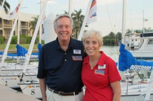 steve colgate, steve and doris colgate's offshore sailing school, steve and doris colgate
