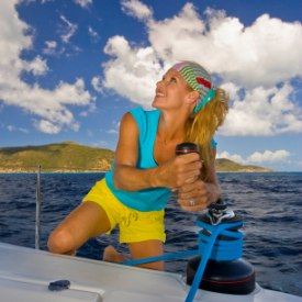 women's exercises for sailing