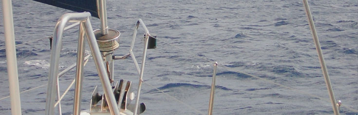 tips for using Roller Furling Headsails