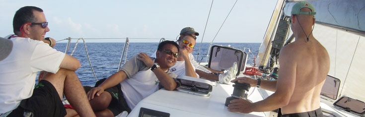 Fun Facts about sailing