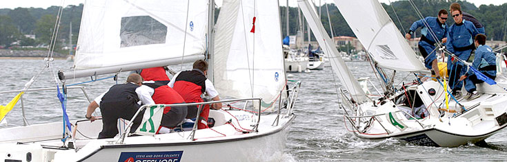hot to avoid sailboat collisions